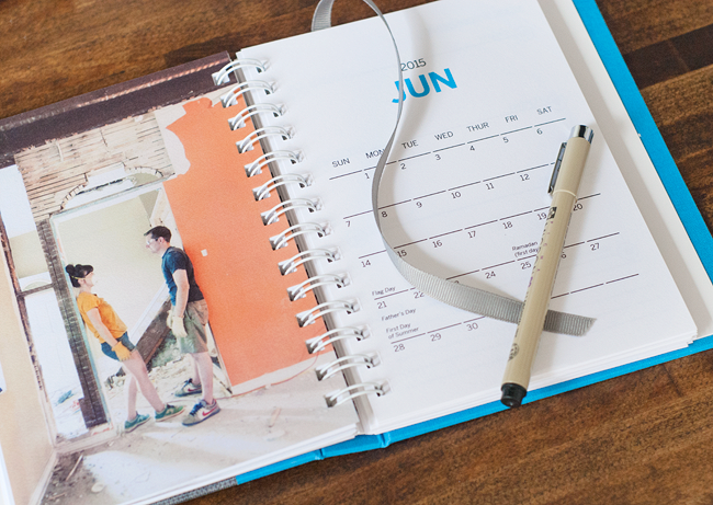 A Year (or Two) in Review: 2015 Day Planner