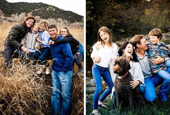 Tips from a Pro: What to Wear in Your Holiday Card Photos