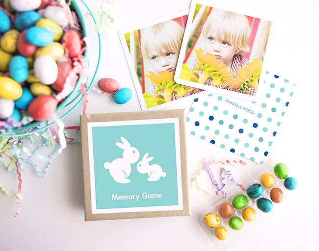 6 sugar free easter basket gifts for toddlers inspiration blog easter memory game set of 24 cards for 2499 customize a memory game with favorite family photos to keep toddlers engaged they love to find the photos negle Choice Image
