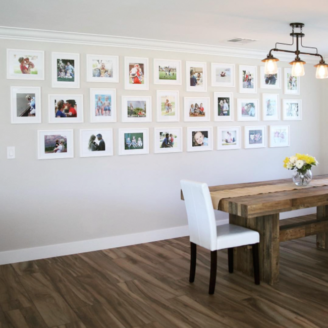 How to Create an Amazing Photo Gallery Wall