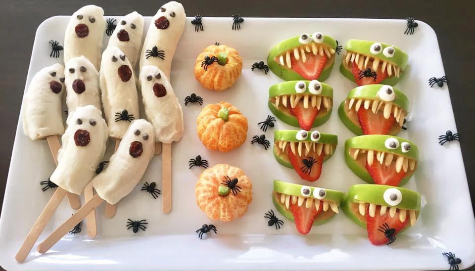 Halloween Treats with a Healthy Twist