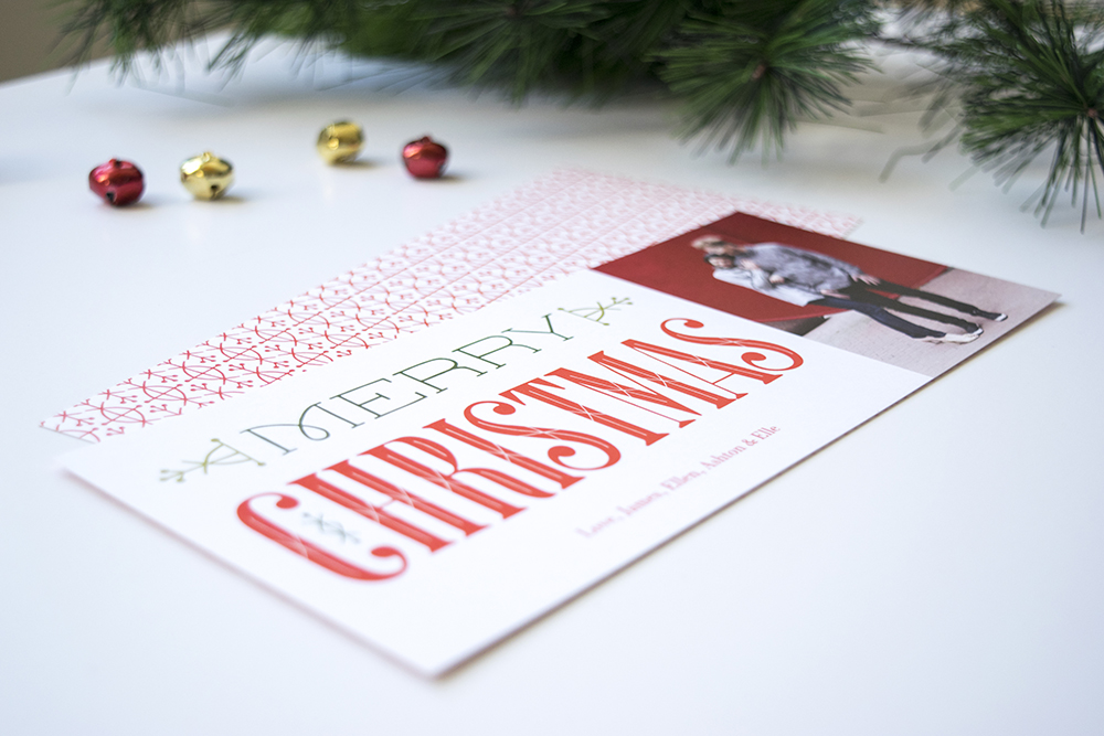 New Custom Designer Holiday Cards by Clairice Gifford