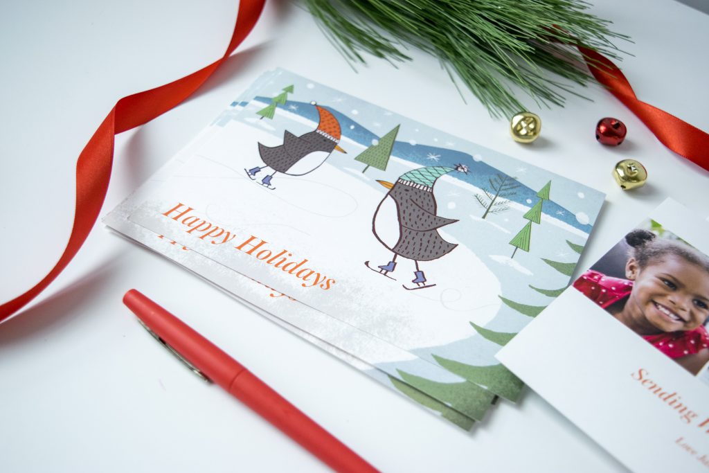 New Custom Designer Holiday Cards by Jon Cannell