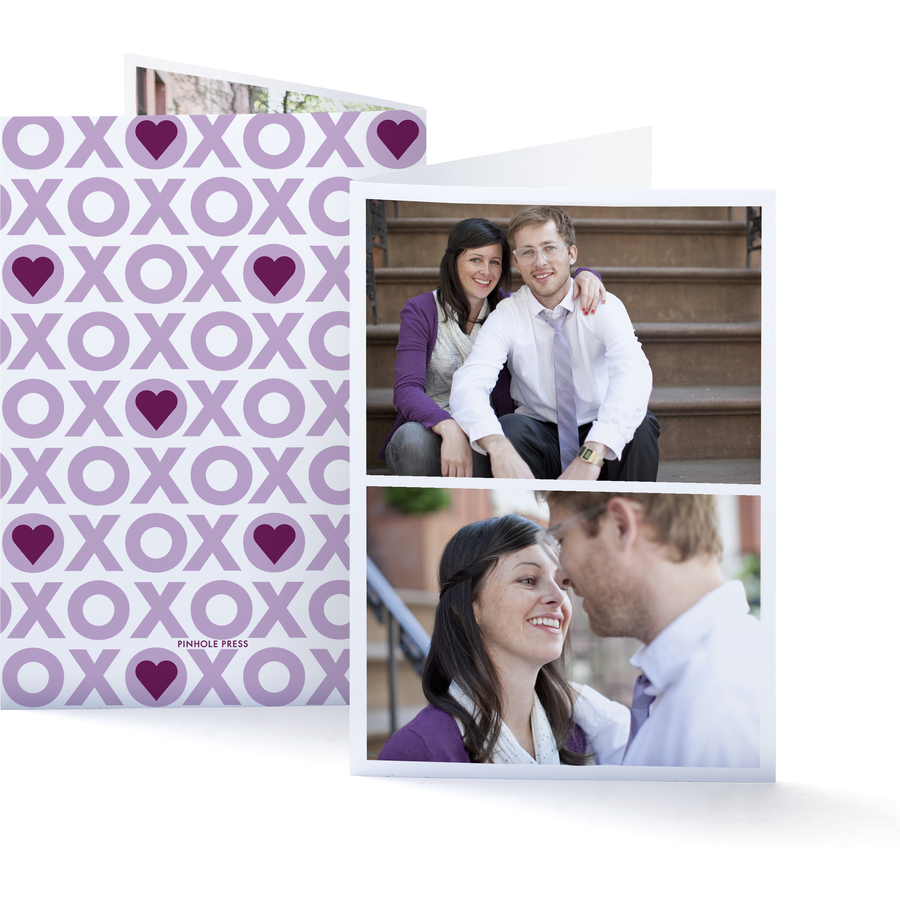 Pinhole Press Xoxo Valentine's Day Photo Card