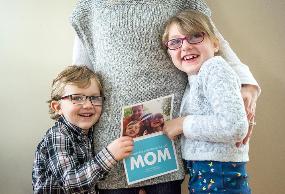 Pinhole Press Mother's Day Photo Card