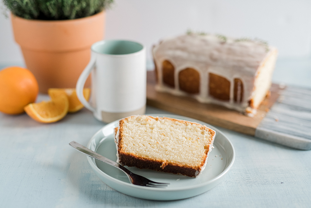 Easter Cake Recipe: Orange Thyme Olive Oil Cake