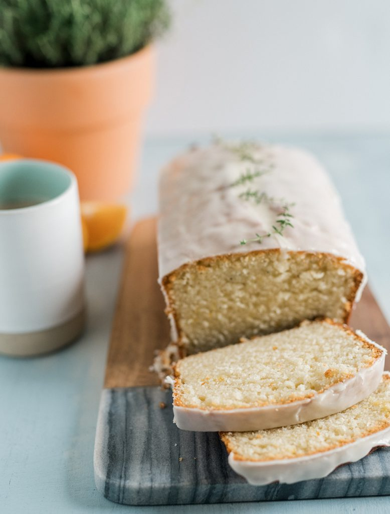 Baked Bree Recipe Orange Thyme Olive Oil Cake