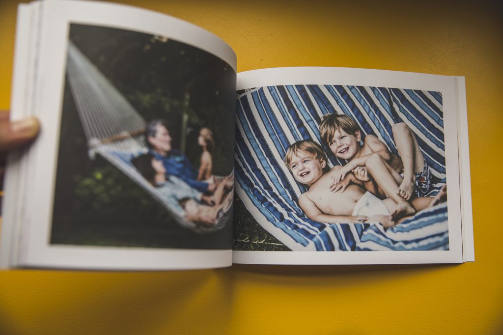 How to organize your best moments into a photo book