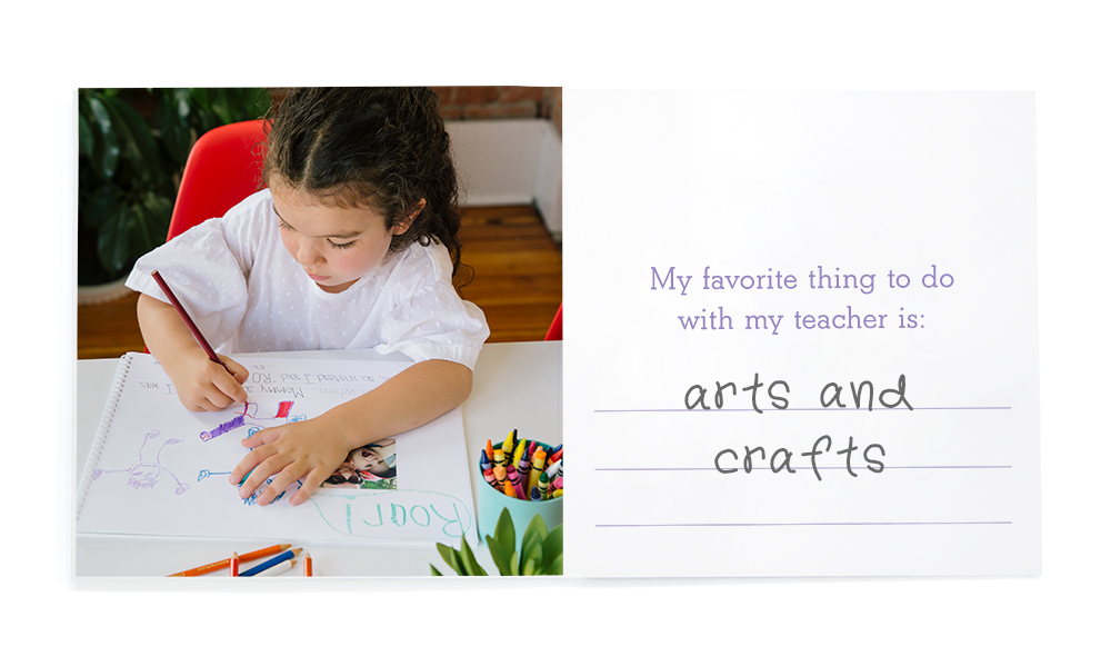 5 Gifts for Your Teacher: Photo Book