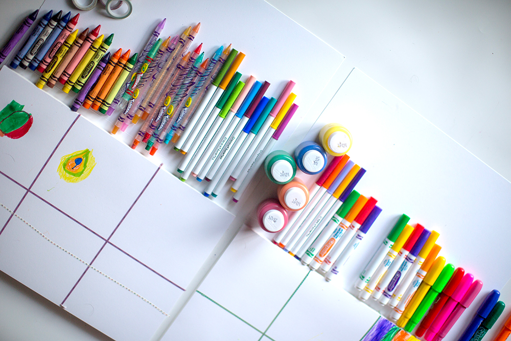 The Best and Worst Coloring Supplies for Kids - INSPIRATION BLOG