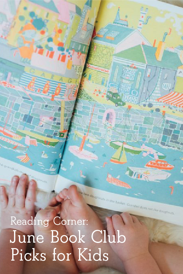 Reading Corner: June Book Picks for Kids