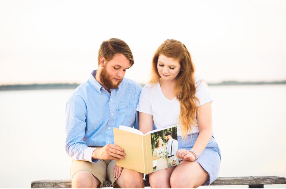 Anna & Seth Wedding Photo Book