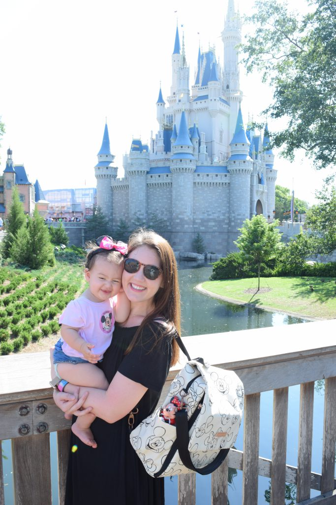 Top 10 places to take a photo in Disney World: Cinderella's Castle
