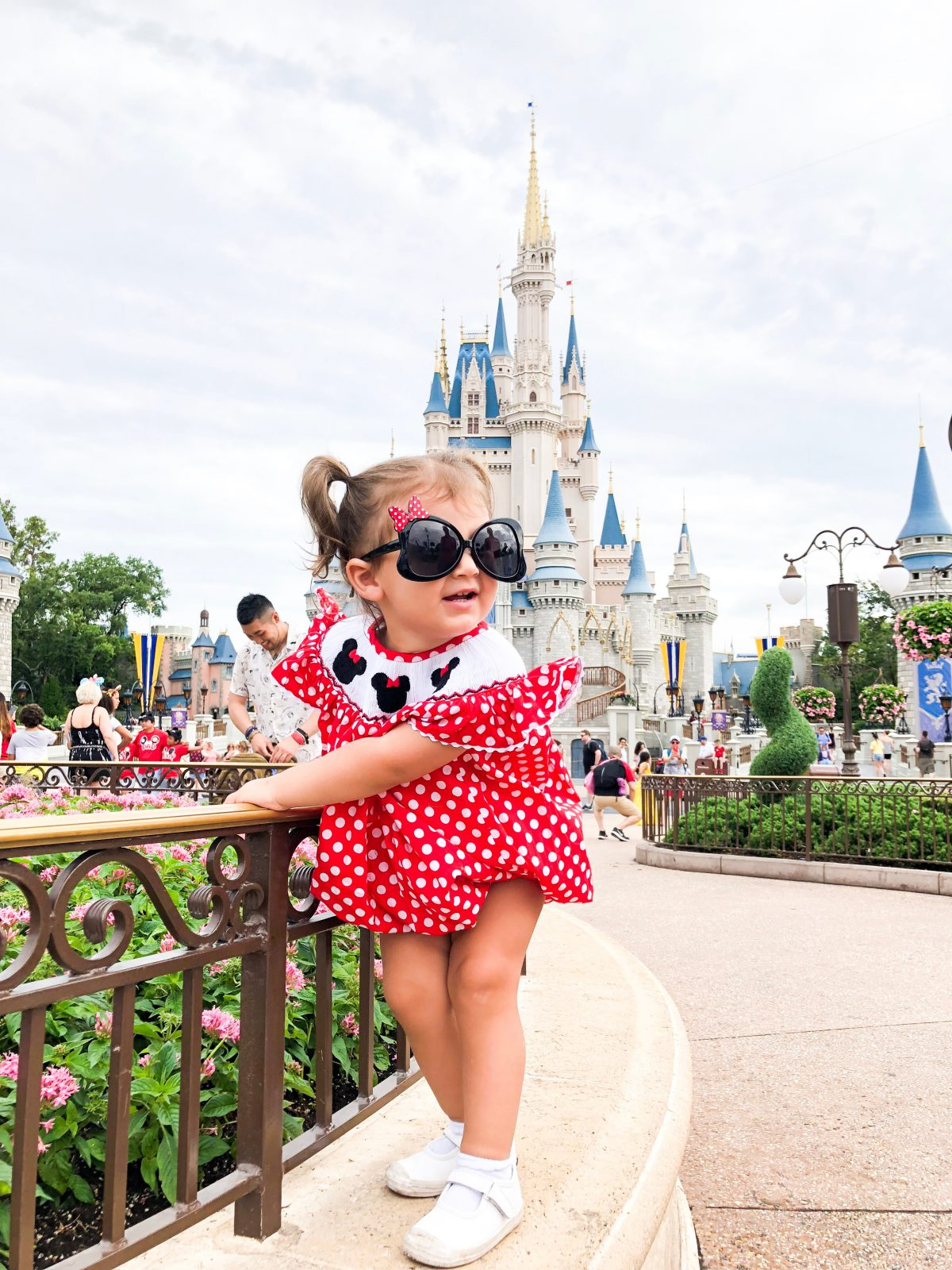 Top 10 places to take a photo in Disney World: Cinderella's Castle at Magic Kingdom