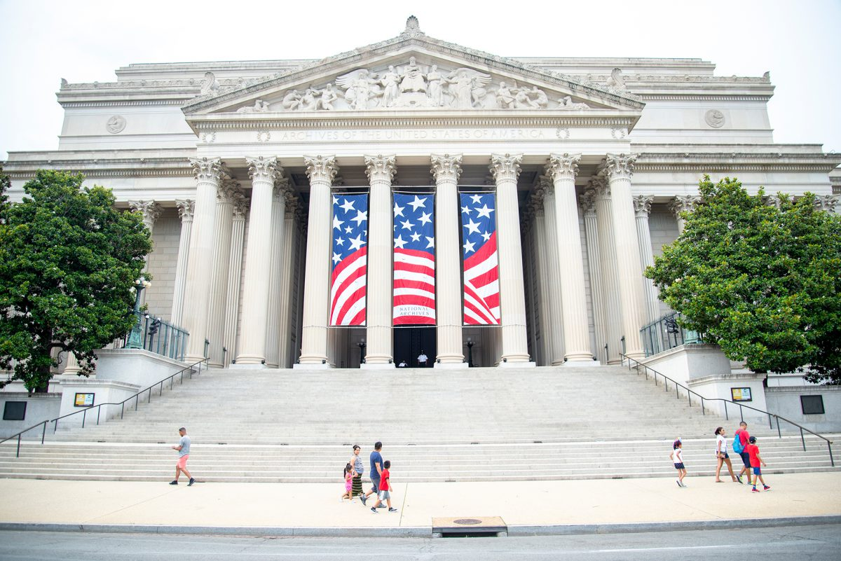 Travel with Kids: Washington D.C.