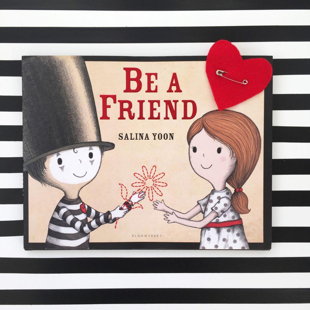 Be A FriendbySalina Yoon