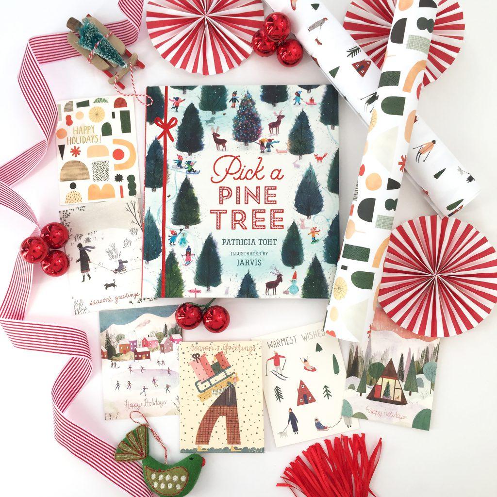 Pick a Pine Tree!