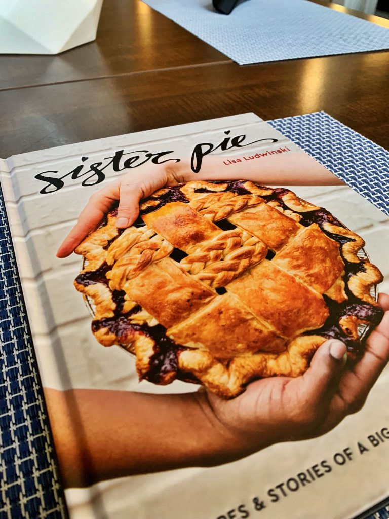 Sister Pie by Lisa Ludwinski