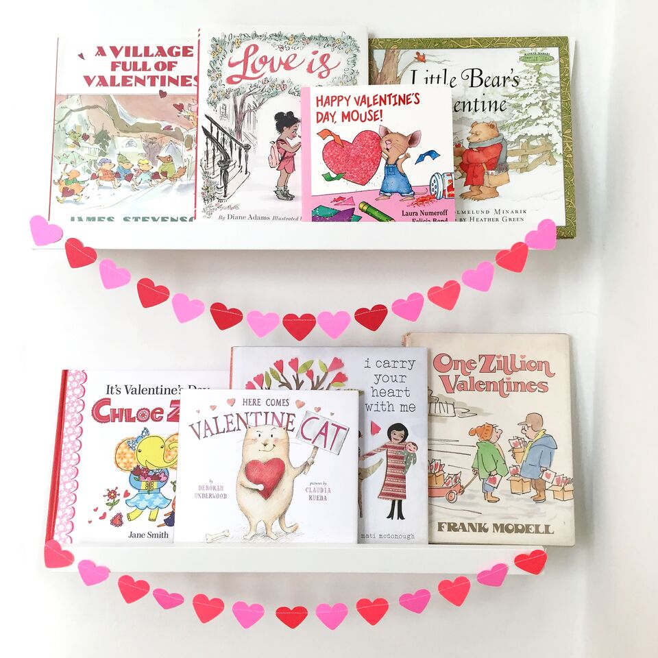 11 Picture Books About Love for Kids