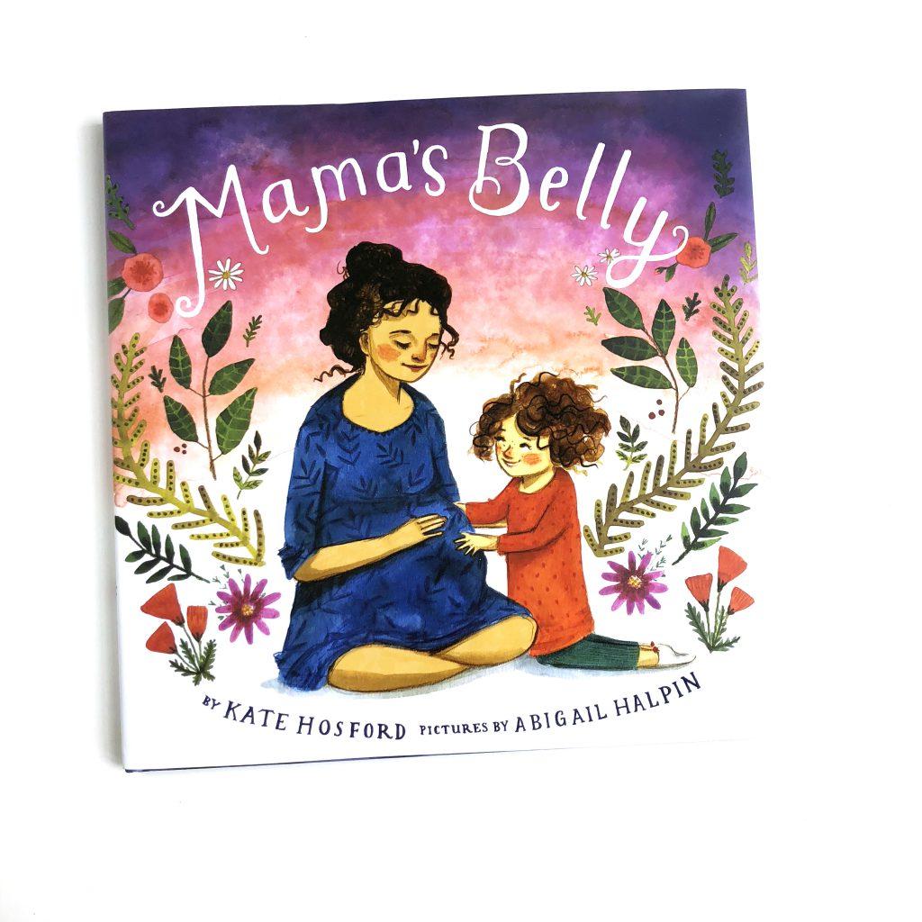 Mamas-Belly-Book