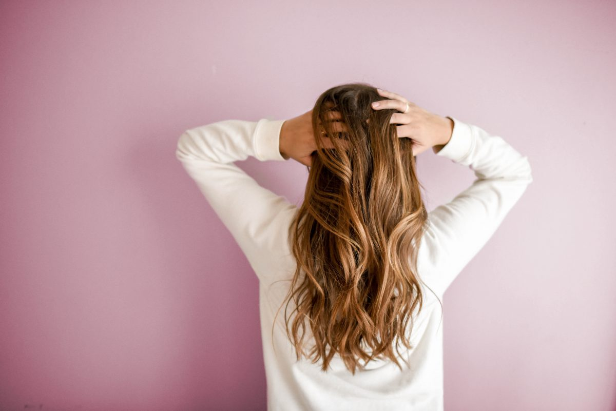 How to Make Air-Dried Hair Look Great