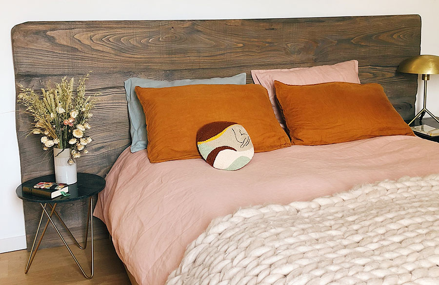 DIY Headboards You Can Make Before Bedtime