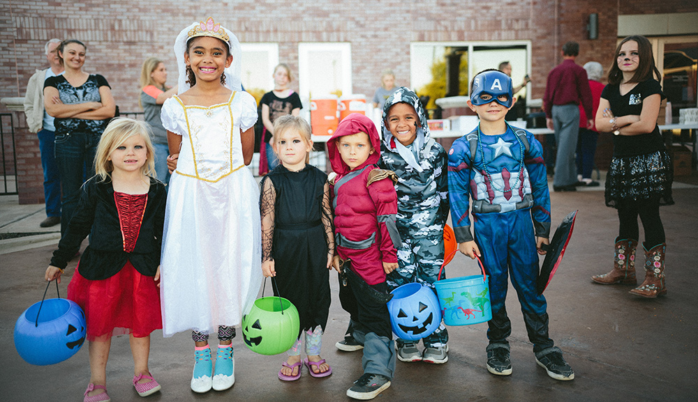 Unique DIY Halloween Costumes for Kids