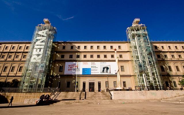 Museo Reina Sofia | foto: flickr.com/photos/raelala