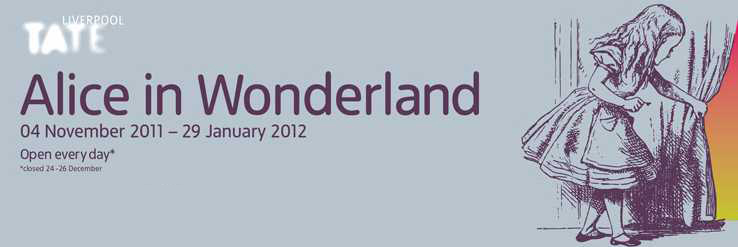 Alice in Wonderland - Tate Liverpool