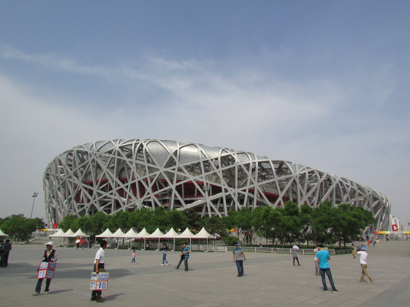 Birds Nest - Palco das olimpiadas