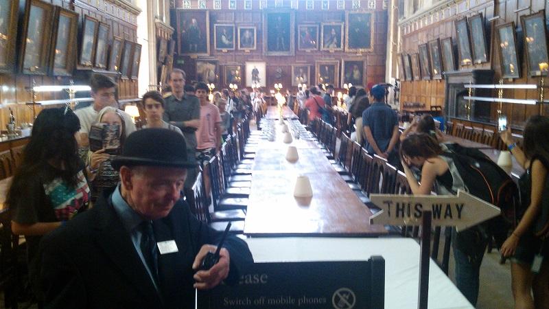 Salão de Hogwarts