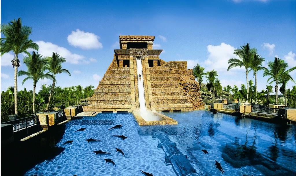 Foto/Divulgação: Atlantis Paradise Island