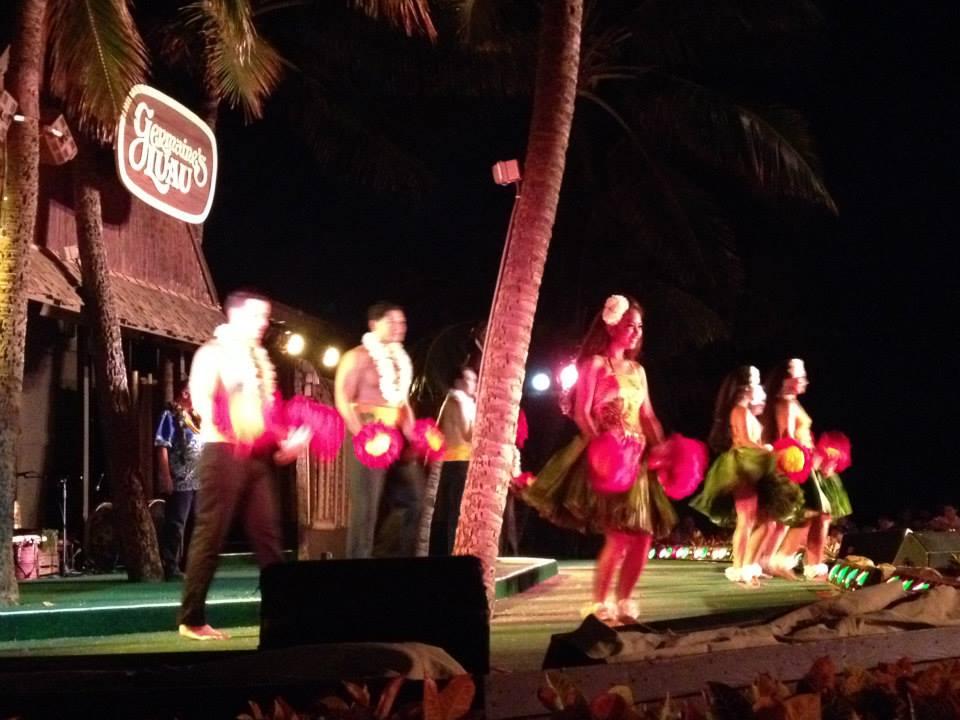 Hula dancers 2