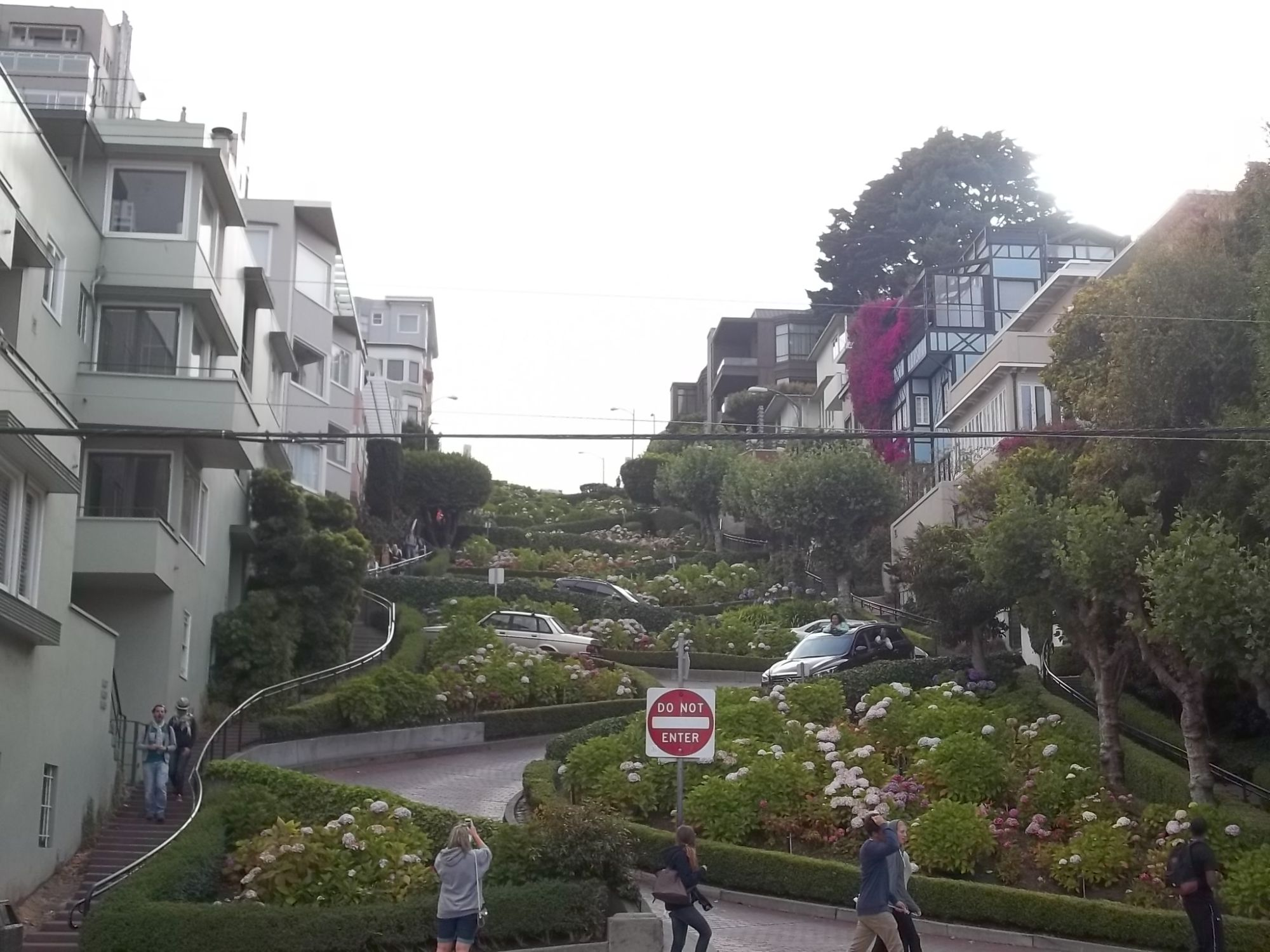 Jul 8th Lombard St