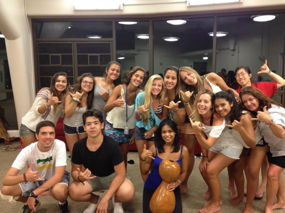 LAst Hula Class
