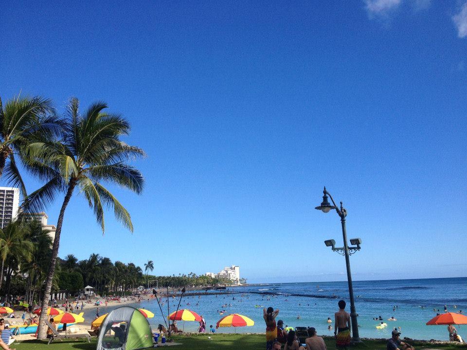 Waikiki left