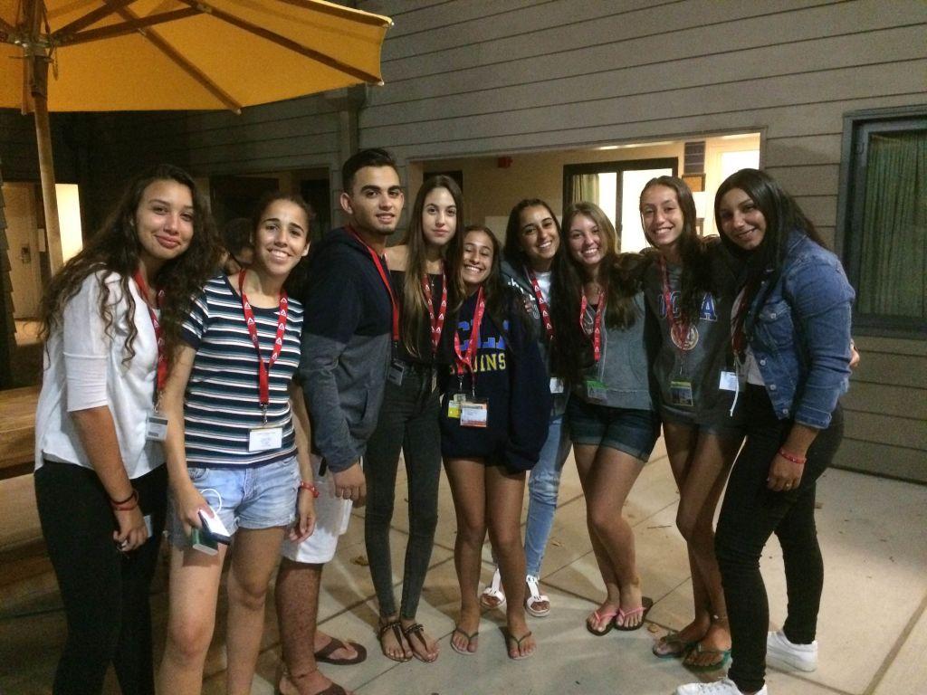 novos amigos israelenses