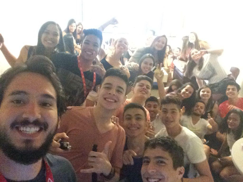 Flávio e os Teens!