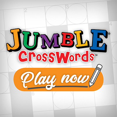 Sunday Crossword Jumble