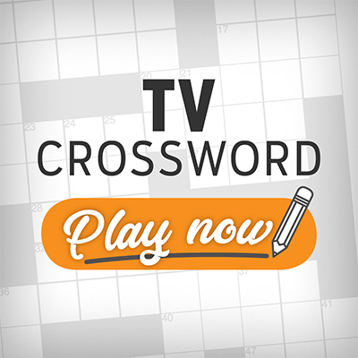 TV Crossword