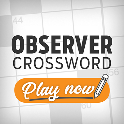 Observer Crossword