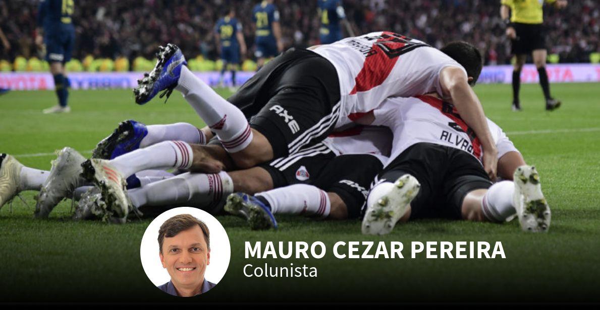 Rivais se fortalecem: Boca e River mandam na América, mas Palmeiras e Corinthians, Flamengo e Vasco, Atlético e Coritiba se afastam