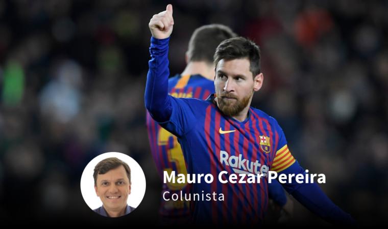 Messi chega a 400 gols só no Campeonato Espanhol. Pelé faria melhor?