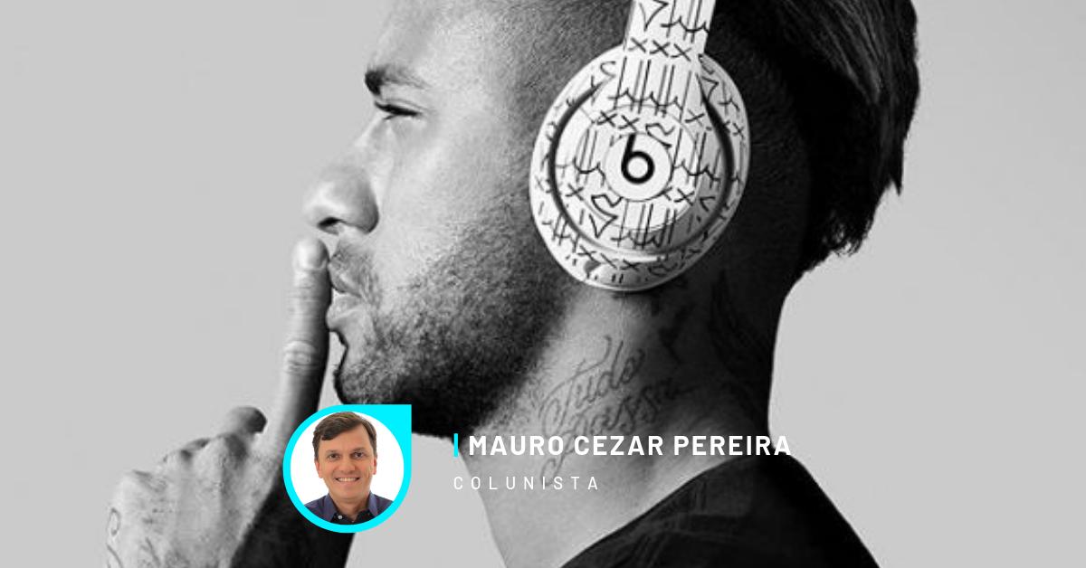 Neymar usa redes sociais e generosidade da mídia para se manter visível