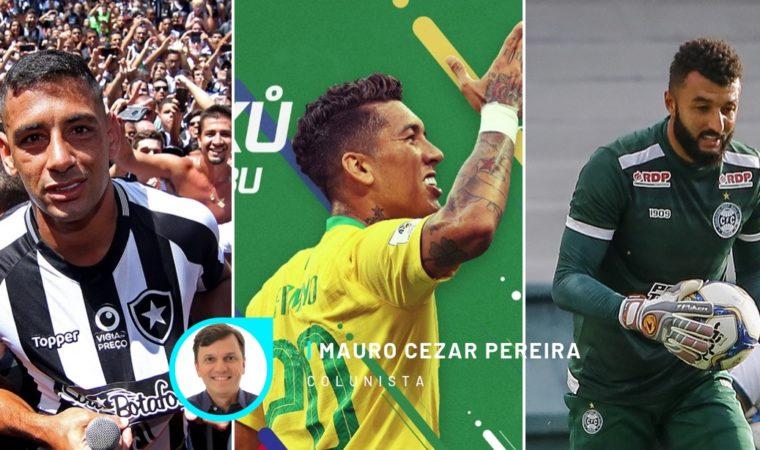 """Seleção brasileira contra """"sparring"""", o prejuízo do São Paulo com Diego Souza e a volta de Muralha, no Coritiba"""