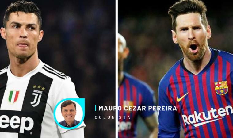 Eles fazem o impossível. E a boa notícia: você não precisa escolher entre Messi e Cristiano Ronaldo