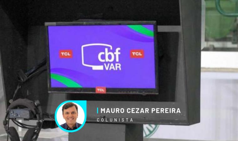 Arbitragem brasileira ainda vai fazer do VAR o vilão no futebol