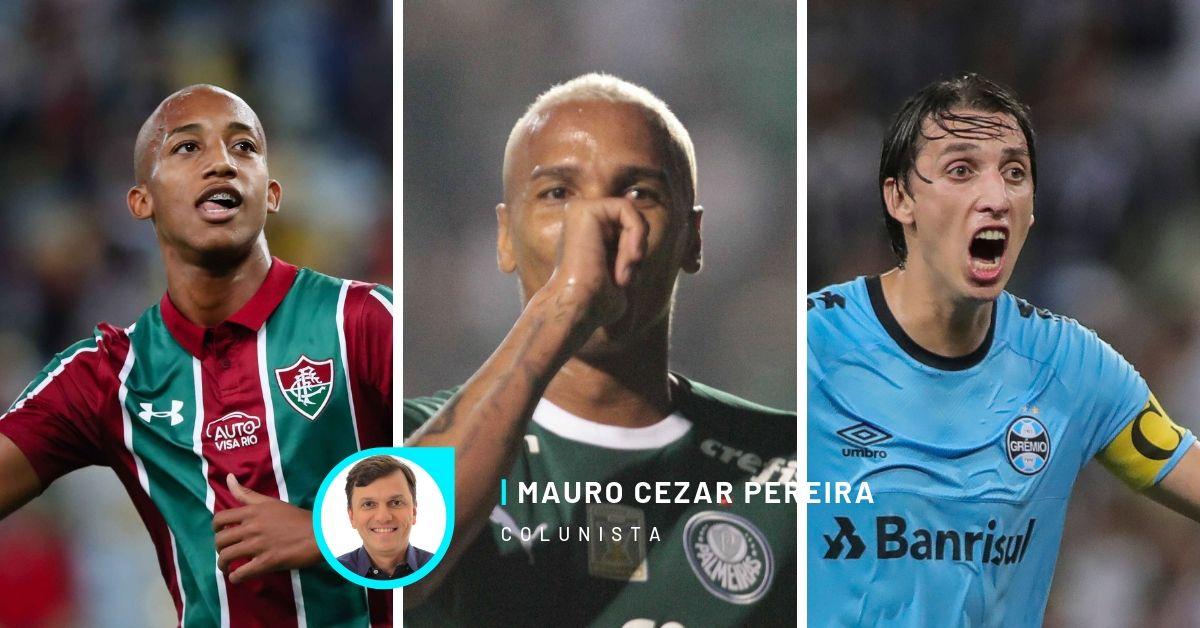 Palmeiras forte, o incrível Fluminense e Renato com um Grêmio ruim