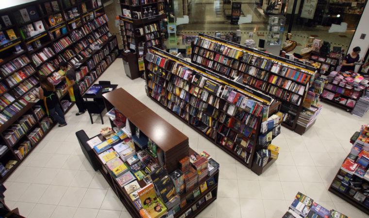 Como os livros podem superar a falência das livrarias