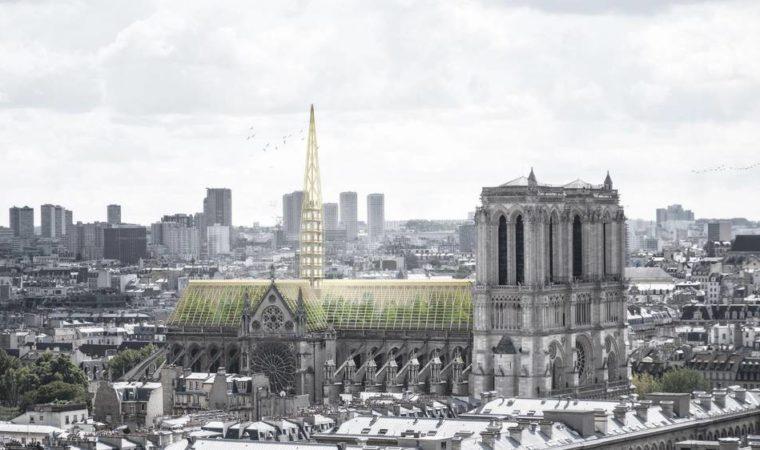A terra desolada da iconoclastia: sobre os projetos de reconstrução da Notre-Dame